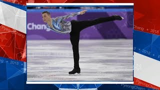 Download US figure skater makes history at Winter Olympics Video