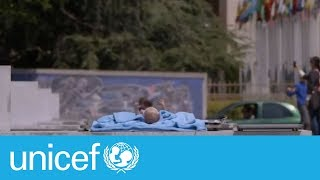 Download What would you do if you saw an abandoned baby? | UNICEF Video