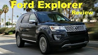 Download 2017 Ford Explorer - Review and Road Test Video