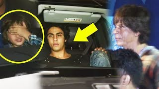 Download Shahrukh Khan's Son AbRam GETS IRRITATED By The Paparazzi - Watch Video Video