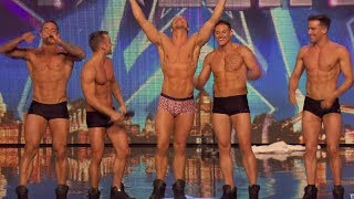 Download Top 10 *MOST UNEXPECTED EVER* BRITAIN'S GOT TALENT AUDITIONS! Video