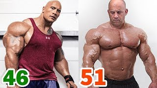Download The Rock vs Vin Diesel Transformation ★ 2018 Video