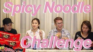 Download Spicy noodle challenge by Alex Gonzaga Video