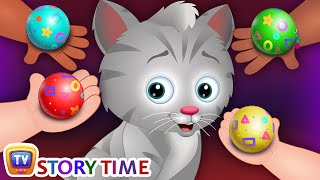 Download ChuChu And The Sweet Kitten - Good Habits Bedtime Stories & Moral Stories for Kids - ChuChu TV Video