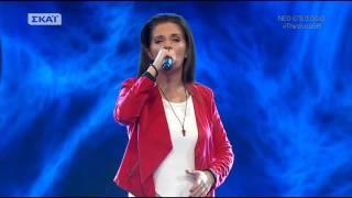 Download «The Voice»: Τους τρέλανε η «μαγκιόρα» Βασιλική! Video
