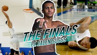 "Download ""Steph Can't Guard Me Dog."" Jalen Suggs Is On A MISSION To Be The BEST Guard In The Country 😱 Video"