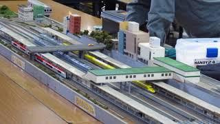 Download 2017 11 名古屋地下鉄・開業60周年イベント ジオラマ・① Video