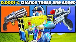 Download 10 Weapons Never Coming to FORTNITE | Chaos Video