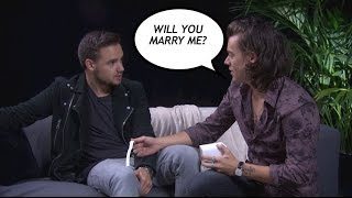 Download One Direction's Harry Styles and Liam Payne play the Sugarscape Fourplay challenge Video
