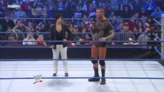 Download Randy Orton Interupts Vickie Guerrero And Hits An RKO Video