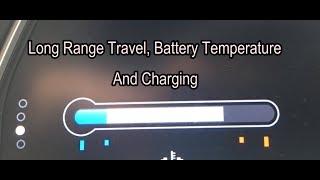 Download 2018 Nissan Leaf Review Part 2 - Long Range Travel & Battery Temp Video