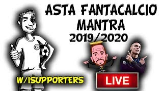 Download ASTA FANTACALCIO YOUTUBERS LIVE [Modalità MANTRA] w/iSupporters & CO. Video