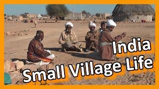 Download Traditional villages near Jaisalmer Video