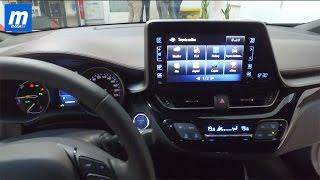 Download Interior Toyota C-HR 2017 Video