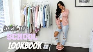 Download Back To School Lookbook 2016 | SayehSharelo Video
