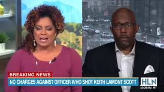 Download HDLN - No charges against officer who shot Keith Scott Video