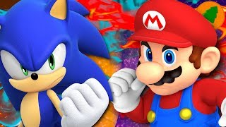 Download Sonic vs Mario: The REAL TRUTH Video