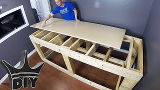 Download HOW TO: Build an aquarium stand Video