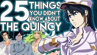 Download 25 Things You Probably Didn't Know About The Quincy From Bleach (25 Facts) | The Week Of 25's #5 Video