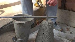 Download Concrete Quality Control Test at Site - Slump Test Video