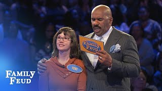 Download INSANE Fast Money   Family Feud Video