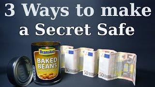 Download 3 Ways to Make a Secret Safe Video