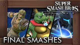 Download Super Smash Bros. Ultimate - 51 Final Smashes Video