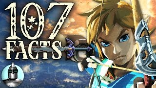 Download 107 The Legend of Zelda: Breath of the Wild Facts YOU Should Know | The Leaderboard Video