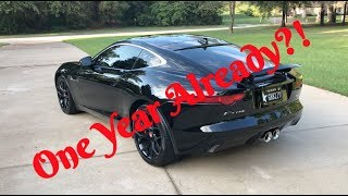 Download One Year(ish) With a Jaguar F-Type V6 S! | TOUR Video