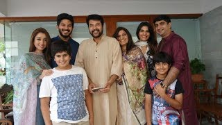 Download Mammootty Family Photos With Parents, Wife, Son, Daughter & Grandchildren Video