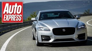 Download New Jaguar XF review: can it beat the 5 Series, E-Class and A6? Video