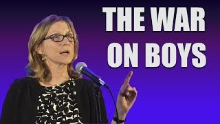 Download Christina Hoff Sommers: The War on Boys Video