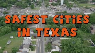 Download These Are The 10 SAFEST CITIES To Live In TEXAS Video