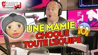 Download UNE MAMIE CHOQUE TOUTE L'ÉQUIPE EN DIRECT SUR NRJ Video