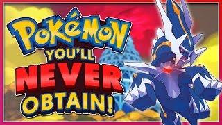 Download Top 5 Pokémon You'll NEVER Obtain! Video