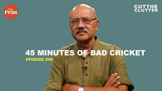 Download 45 minutes of bad cricket & what it says about the state of India's World Cup team Video
