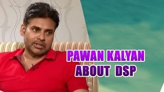 Download Pawan Kalyan Interview About DSP Music | Sardaar Gabbar Singh Success Video