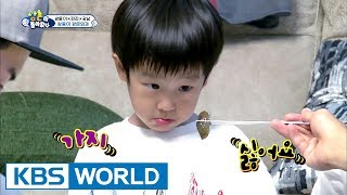 Download Uncles' plan to correct twins' habit of eating only what they want! [TROS /2017.09.10] Video