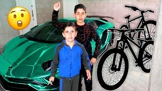 Download Dad Surprises Us With New Bikes, Andrews Was Stolen! Vlog Video