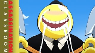 Download Assassination Classroom - Official Clip - Giga Pudding Video