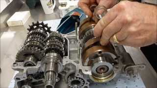 Download Race Motor Rebuild - TZ250 Video