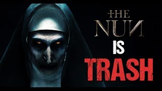 Download The NUN - Everything WRONG with modern HORROR Video