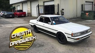 Download Cresta vs. Dragweek [SERIES PREMIERE] Video