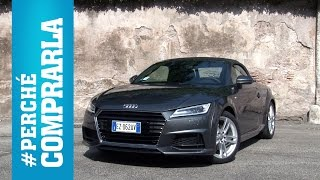 Download Audi TT Roadster (2015) Perché comprarla... e perché no Video