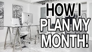 Download HOW I PLAN MY MONTH! DECEMBER 2016 Video