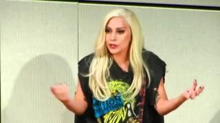 Download Lady GaGa Speaks TRUTH at Emotion Revolution Summit 2015 (Remastered Audio Full) Video