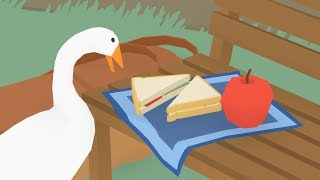 Download Untitled Goose Game by House House - Pre-Alpha Gameplay Video
