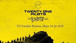 Download Twenty One Pilots Bandito Tour Boston 2018 Video
