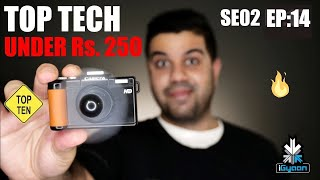 Download Top Tech and Gadgets Under Rs. 250 Video