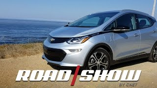 Download Chevy Bolt range test on California's Highway One Video